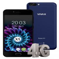 Mobilni telefon Vivax SMART Point X1 blue