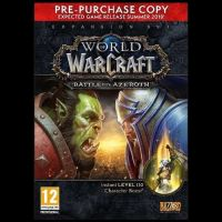 PC World of Warcraft: Battle for Azeroth Pre-purchase Box
