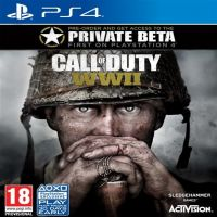 PS4 Call of Duty: WWII