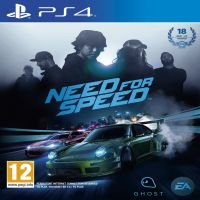 PS4 Need for Speed 2016
